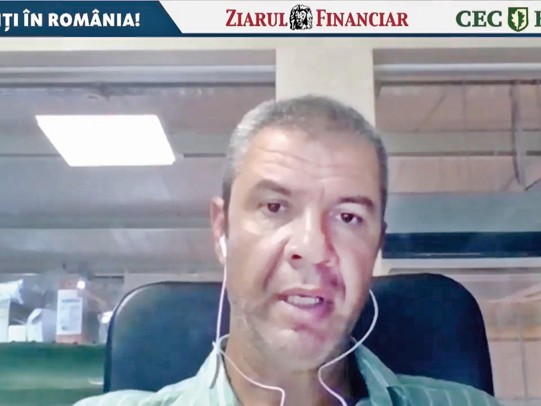 Investiţi în România!, proiect ZF şi CEC Bank. Cristian Găvan ...