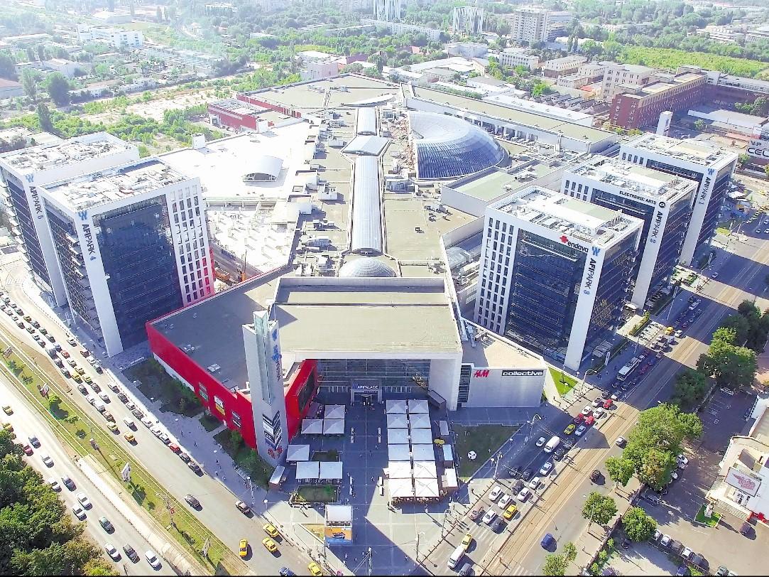 Israelienii de la Danya Cebus, care au construit mallul AFI Cotroceni, au ajuns la afaceri de 202 mil. lei, plus 48%