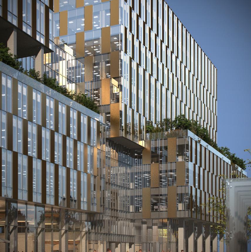 Dezvoltatorul One United Properties şi-a majorat capitalul cu 25 mil. euro, vânzând 30% din proiectul de birouri One Cotroceni Park pe care compania îl dezvoltă pe locul fostei fabrici Ventilatorul din Capitală, lângă viitoarea staţie de metrou Academiei