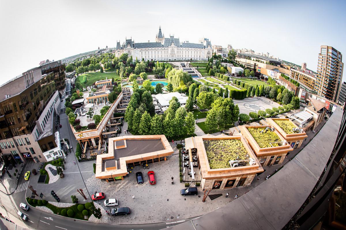 Grupul Iulius a investit 1 mld. euro în ultimii 20 de ani în proiectele de regenerare urbană pe care le-a dezvoltat în Iaşi, Timişoara, Cluj şi Suceava