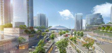 Bucureştiul se schimbă la faţă: Cel mai mare proiect imobiliar, de 3 mld. euro, a primit undă verde