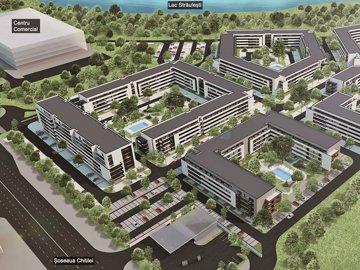 Proiectul de 100 de milioane de euro al fraţilor Lepădatu: Cum se schimbă nord-vestul Capitalei