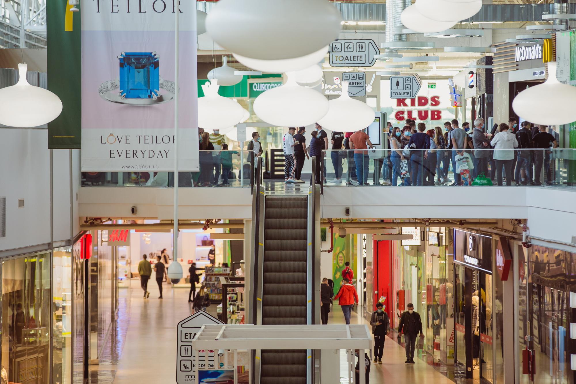 Francezii de la Catinvest investesc 6 mil. euro în extinderea mall-ului Electroputere din Craiova cu 5.500 mp suplimentari de retail şi cinci restaurante