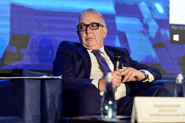 Adrian Volintiru, CEO Romgaz la conferinţa ZF Power Summit: Vrem să cumpărăm 20% din participaţia Exxon în proiectul Neptun Deep din Marea Neagră