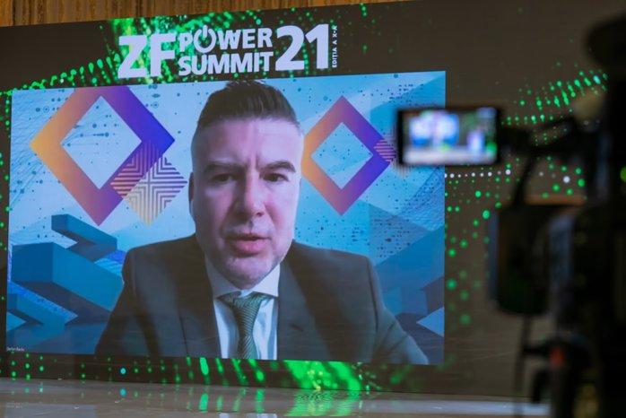 ZF Power Summit 2021. Ştefan Baciu, SAS România şi Moldova: Există un interes crescut în zona de digitalizare şi în zona de suport decizional pentru operaţiuni în interiorul companiilor de energie şi utilităţi