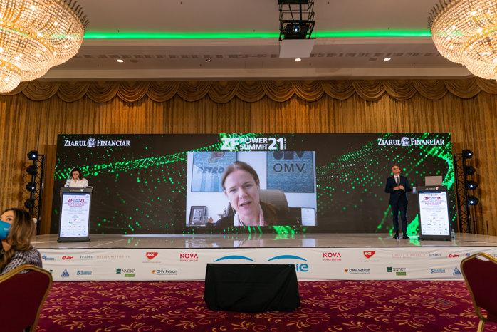Christina Verchere, CEO OMV Petrom: România deţine o resursă importantă, gazul. Dar trebuie să ne gândim şi la alte soluţii energetice pe care ar trebui să le avem în portofliu