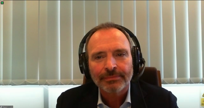 Mark Beacom, CEO Black Sea Oil and Gas: Toată lumea vorbeşte despre gaz ca fiind un combustibil de tranziţie benefic. Ceea ce nu este clar şi este greu de măsurat este cât de lungă va fi această tranziţie?