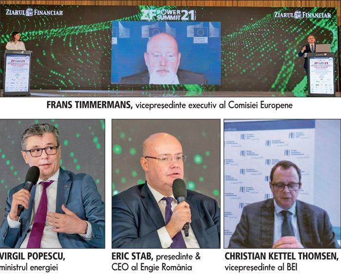 ZF Power Summit 2021: Gazul este energia de tranziţie a României. Peste 10 miliarde de euro bat la uşă, dar fără proiecte concrete banii nu vin
