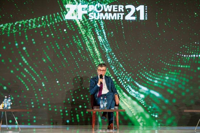 ZF Power Summit 2021. Începe al doilea val de proiecte eoliene şi s-ar putea crea un lanţ industrial al hidrogenului. Tranziţia energetică este o şansă unică de dezvoltare economică pentru România