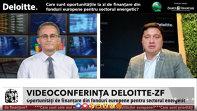 Videoconferinţa Deloitte - ZF. Avem nevoie de la guvern de politici care să pună în mişcare investiţiile în energie. Nevoia de investiţii este de 23 mld. euro în următorii 9 ani. Explozia preţurilor din energie în România se datorează şi lipsei de investi
