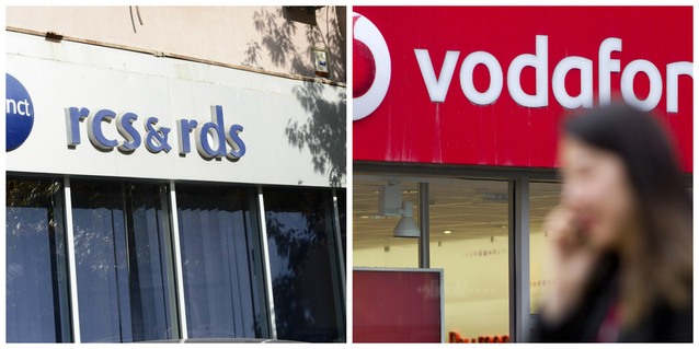 RCS&RDS aduce clarificări legate de acordul cu Vodafone: datele în roaming - gratuite până în septembrie, în limita a 100 MB pe lună