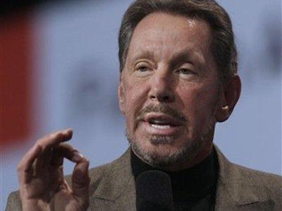 Larry Ellison, 70 de ani, un pionier al industriei de software, renunţă la poziţia de CEO al Oracle