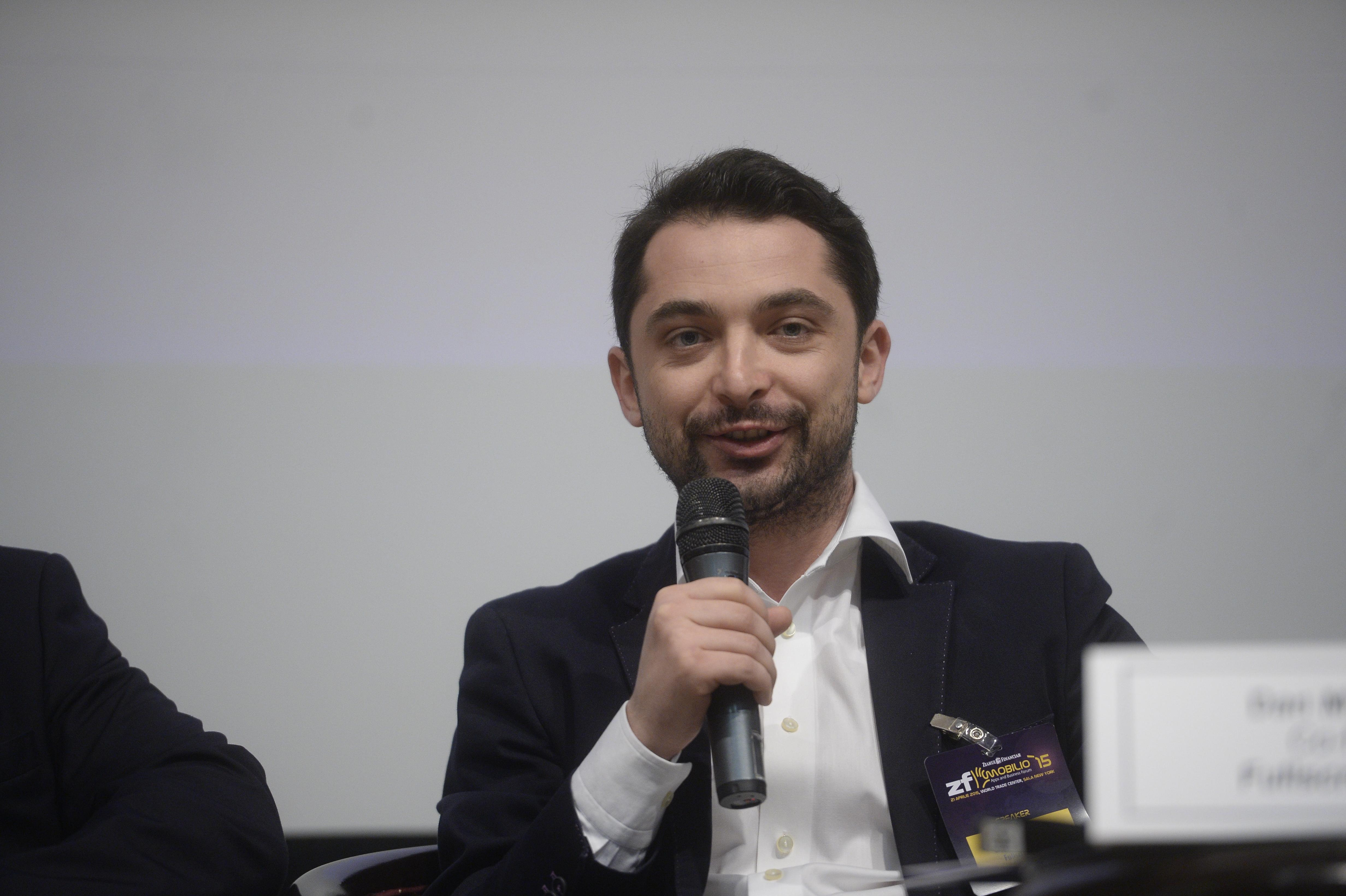 Dan Mărculesu, Fullscreen Digital: Unu din doi români care intră în mall foloseşte Wi-Fi