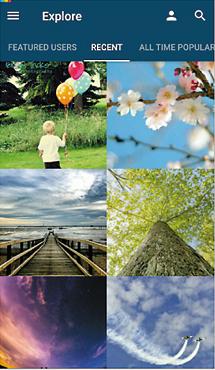 Aplicaţia zilei: Backgrounds HD (Wallpapers)