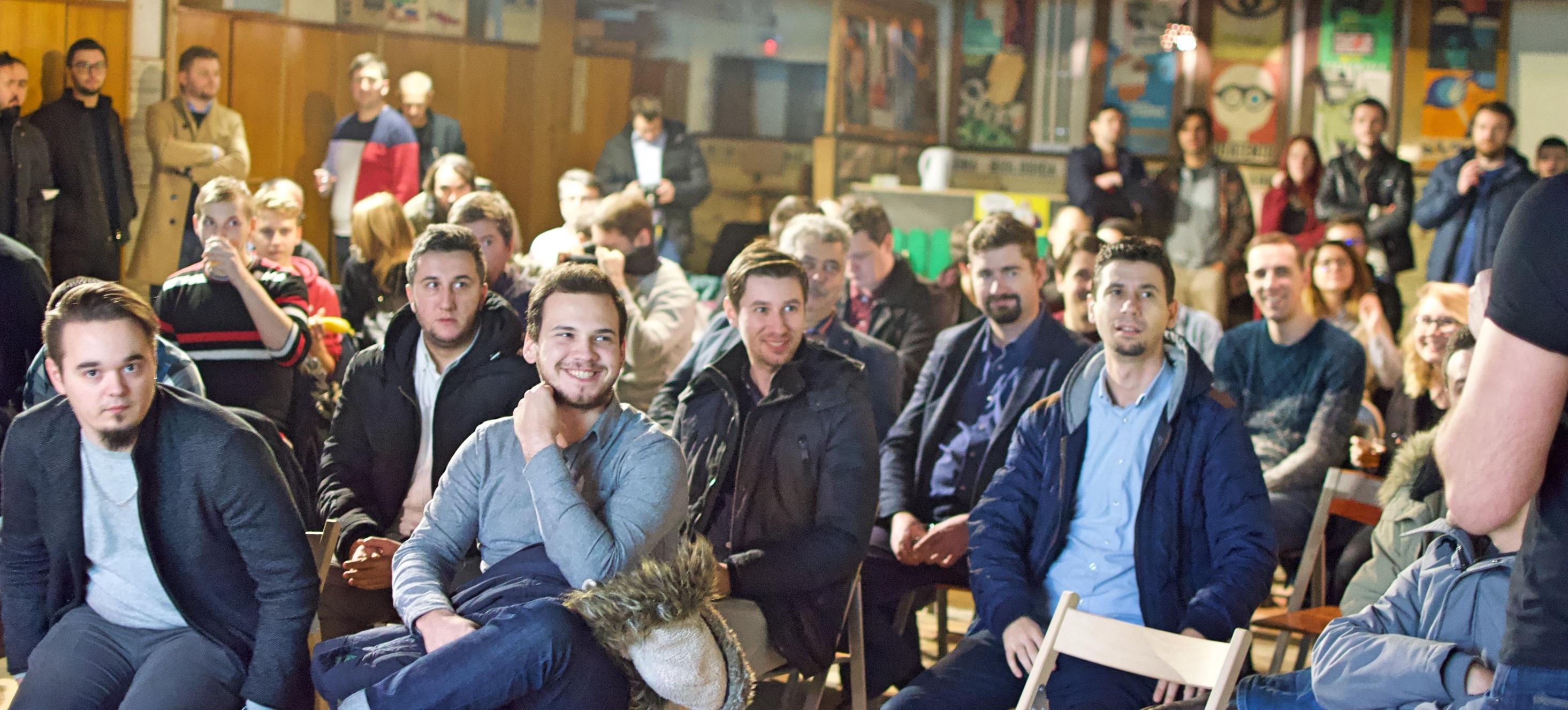 TBNR, accelerator de startupuri din Iaşi, începe primul său program cu şase startupuri şi o investiţie