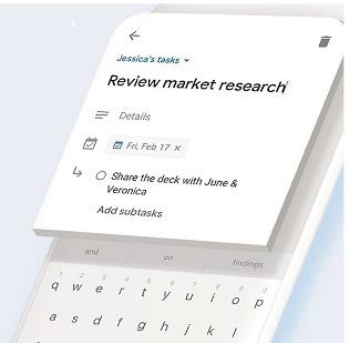 Aplicaţia zilei: Google Tasks