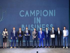 Campionii în business din Muntenia: nouă companii active în IT, comerţ, turism şi extracţie de petrol, declarate campioane în business la Bucureşti