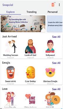 Aplicaţia zilei: WhatsApp stickers