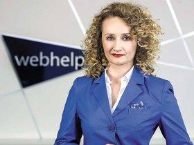Cum suntem priviţi. Raluca Leonte, CEO Webhelp: România a depăşit stadiul de destinaţie low-cost pentru outsourcing. Acum suntem o destinaţie la un cost corect sau chiar scumpă