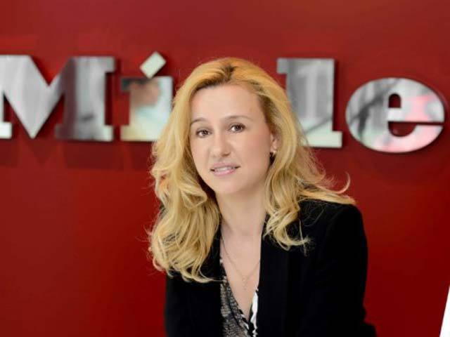 Loredana Butnaru, Miele România: În 3 ani ajungem la 15 mil. euro, plus 50%. Clienţii cer electrocasnice smart. Toate produsele din generaţia nouă Miele sunt conectate la net prin wi-fi şi pot fi controlate de pe telefon