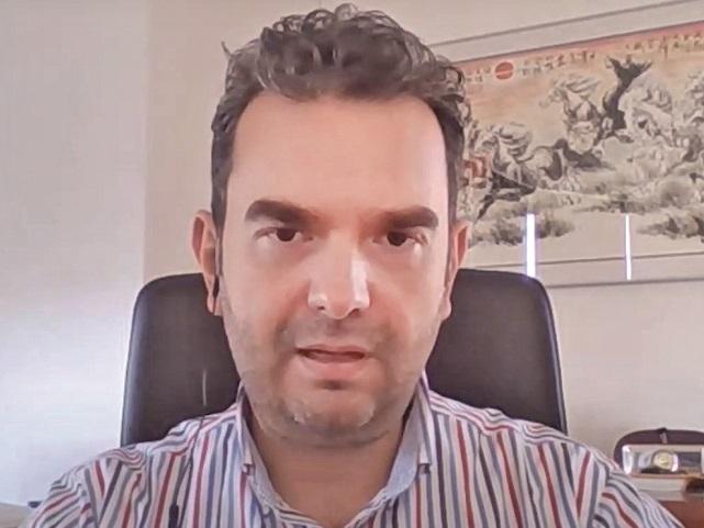 ZF TECH DAY. Velin Ganev, Danubius-Exim: Comercianţii au înlocuit peste 600.000 de case de marcat cu modele cu jurnal electronic. Acum aşteptăm conectarea la serverele ANAF