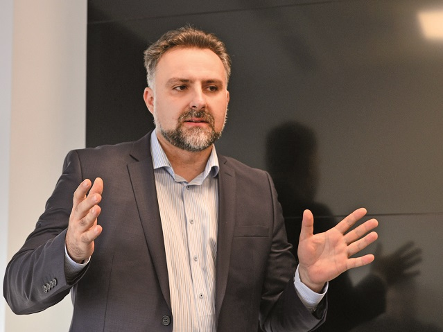 ZF Tech Day. Bogdan Mihalcea, ATEN pentru Europa de Est: Vrem să recrutăm 100-150 de integratori cu acoperire naţională în 2021, care să ne ajute să ne dezvoltăm în România. Mizăm pe continuarea creşterii cererii pentru sistemele de digitalizare