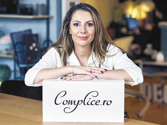 Magazinul online Complice.ro: Am încheiat 2020 cu afaceri de 122.000 euro, plus 20% faţă de estimarea de la începutul pandemiei