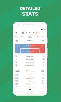 Aplicaţia zilei: FotMob - Soccer Live Scores