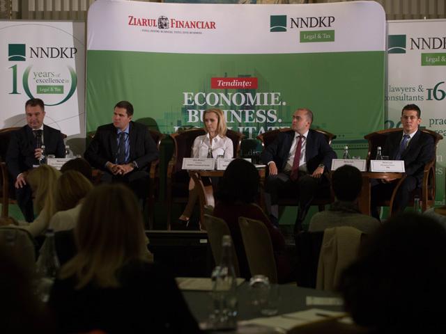 """Conferinţa Economie. Business. Fiscalitate: """"Suntem într-o perioadă de acalmie. Ori reformăm ANAF acum, ori ajungem iar într-o relaţie tensionată ca în trecut"""""""