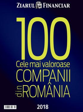 Top 100 cele mai valoroase companii din România. Cele 2.500 de supermarketuri şi hipermarketuri de pe piaţa locală, evaluate la peste 34 mld. lei