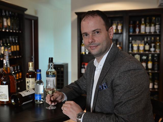 Cristian Preotu, proprietarul Comtesse du Barry, vrea să vândă vinuri româneşti europenilor şi merge cu un magazin de delicatese la Viena