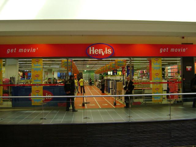Retailerul de articole sportive Hervis a deschis în Drobeta-Turnu Severin cel de-al 25-lea magazin al reţelei locale: planurile de expansiune vor continua