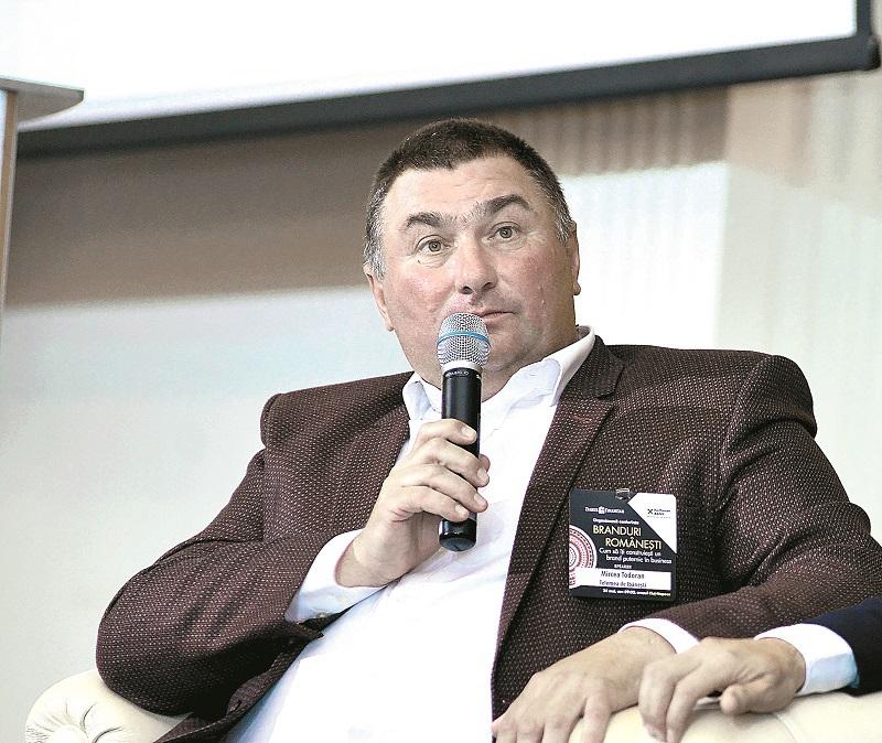 Conferinţa ZF Branduri româneşti. Mircea Todoran, Mirdatod: Vindem peste 70% din produse în marile magazine pentru că nu puteam să creştem din comerţul autohton