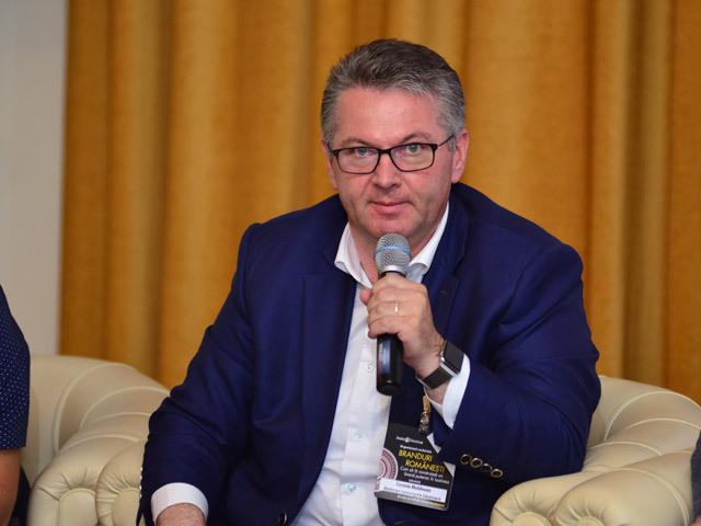 Conferinţa ZF Branduri româneşti. Cosmin Moldovan, carmangeria Moldovan: Avem 34 de magazine, dintre care 7 magazine cu bistro