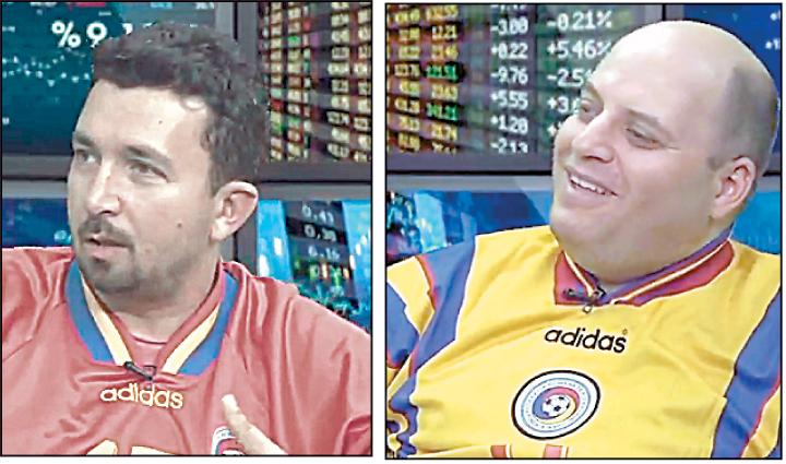 ZF Live. Alexandru Anghel şi Răzvan Stoian, colecţionari de tricouri. Doi corporatişti au investit într-o colecţie de o mie de tricouri evaluată la 100.000 de euro