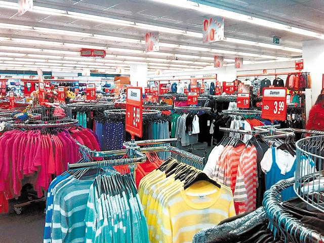 Discounterul german de modă Kik intră pe piaţa locală şi deschide un magazin în centrul comercial Prima Shops din Oradea