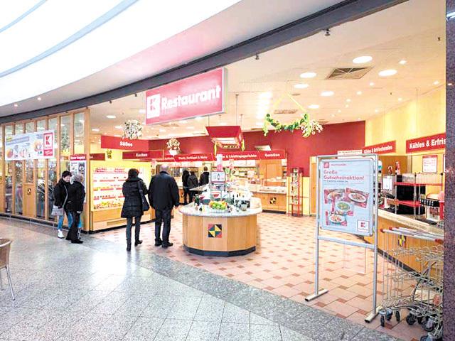 Kaufland redeschide pop-up restaurantul din zona Pipera din Capitală