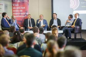 Conferinţa ZF Branduri româneşti, Timişoara. Un brand se construieşte cu oamenii din companie şi se dezvoltă prin investiţii constante