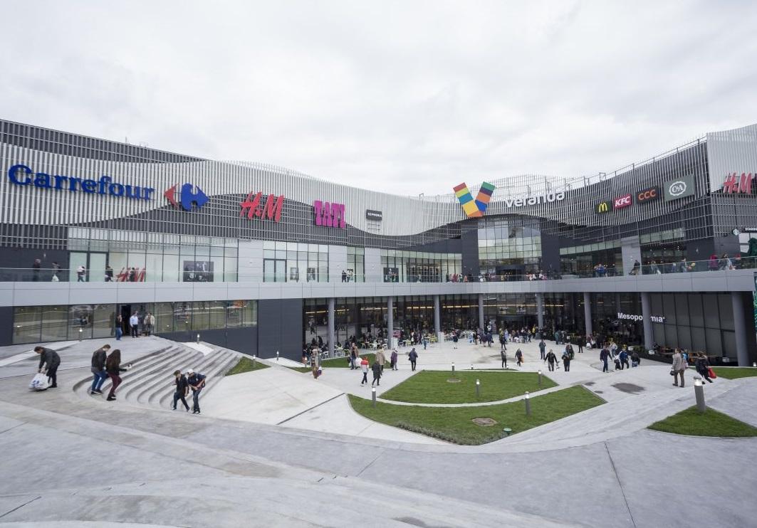 Proprietarul Veranda Mall aşteaptă vânzări de 10 mil. euro până în 2020, cu 2 mil. euro mai mult decât în 2018