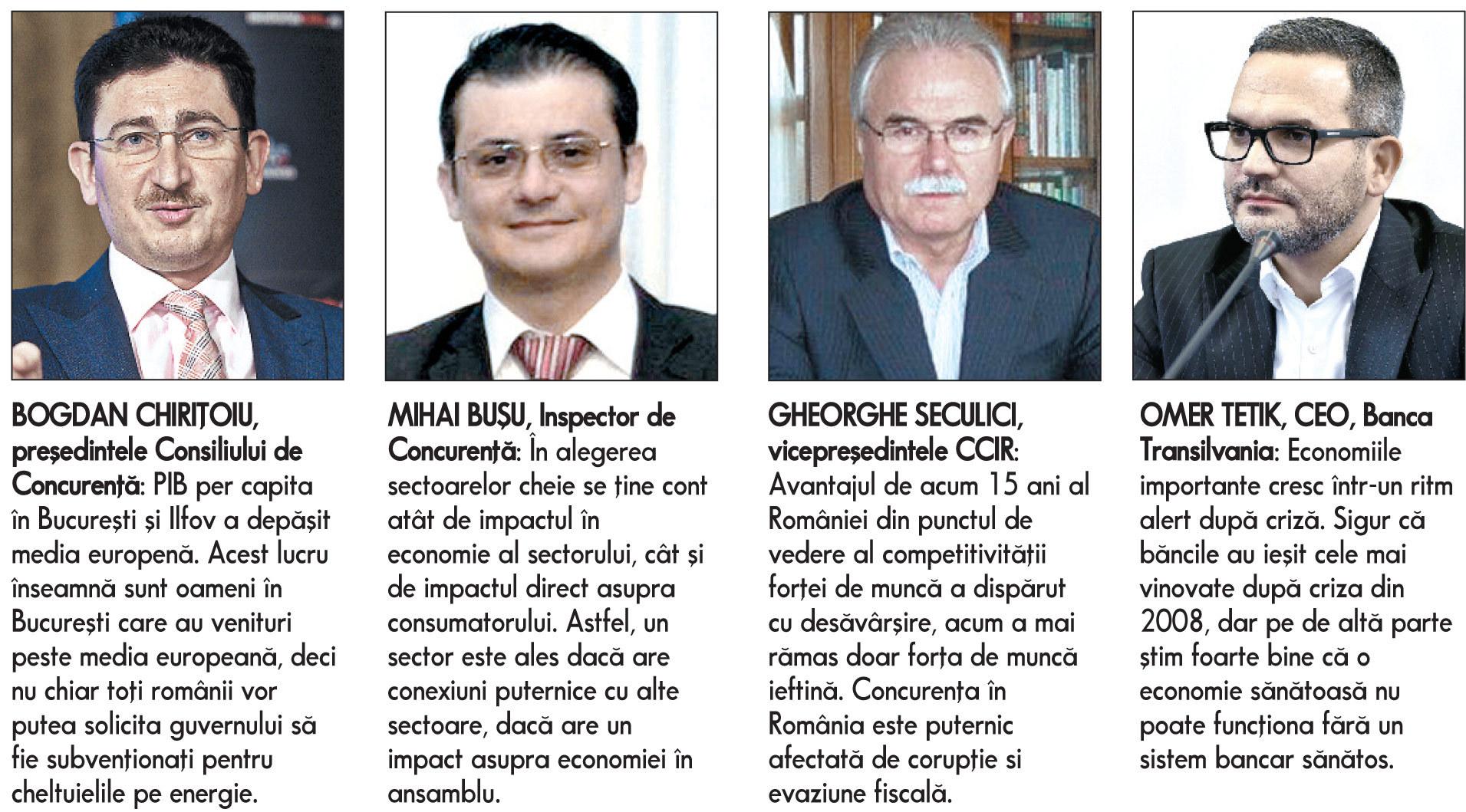 Consiliul Concurenţei: Zona comerţului a primit un impuls de la comerţul online. Industria telecom este una foarte competitivă, în timp ce sistemul bancar românesc rămâne în urma celui din zona euro