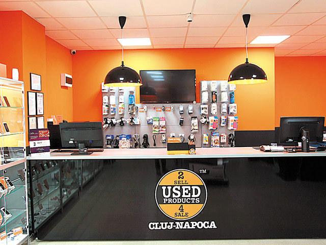 Used Products a deschis primul magazin din România şi vrea să ajungă la 10 în cinci ani