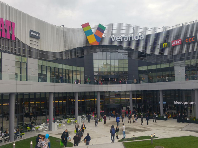Retailerul francez de echipamente sportive Decathlon ajunge la cinci magazine în Bucureşti şi 23 în România după deschiderea unităţii din Veranda Mall