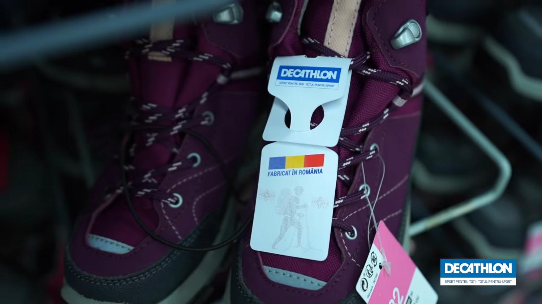 """Retailerul francez de echipamente sportive Decathlon lansează marca proprie """"Fabricat în România"""" în toate magazinele din ţară"""