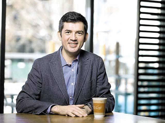 Daniel Boaje, McDonald's: Mergem înainte cu dezvoltarea în acelaşi ritm, avem bugetate şapte deschideri în 2019