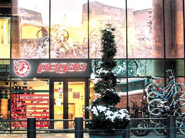Pegas se extinde în zona de nord-vest a ţării cu un magazin în Iulius Mall Cluj