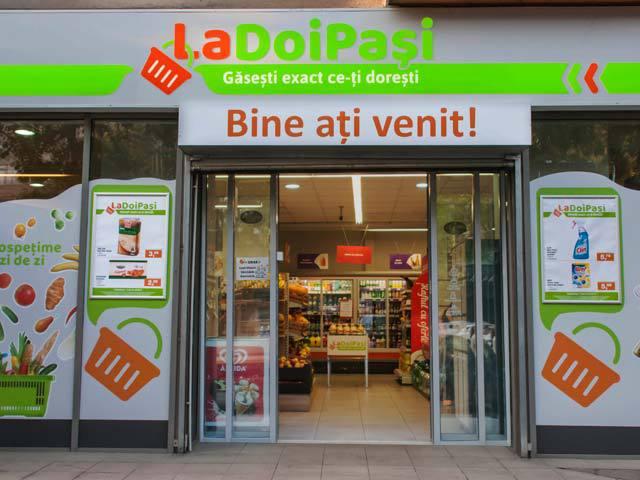 Reţeaua de francize LaDoiPaşi a sărit pragul de 700 de magazine pentru prima dată după aproape cinci ani