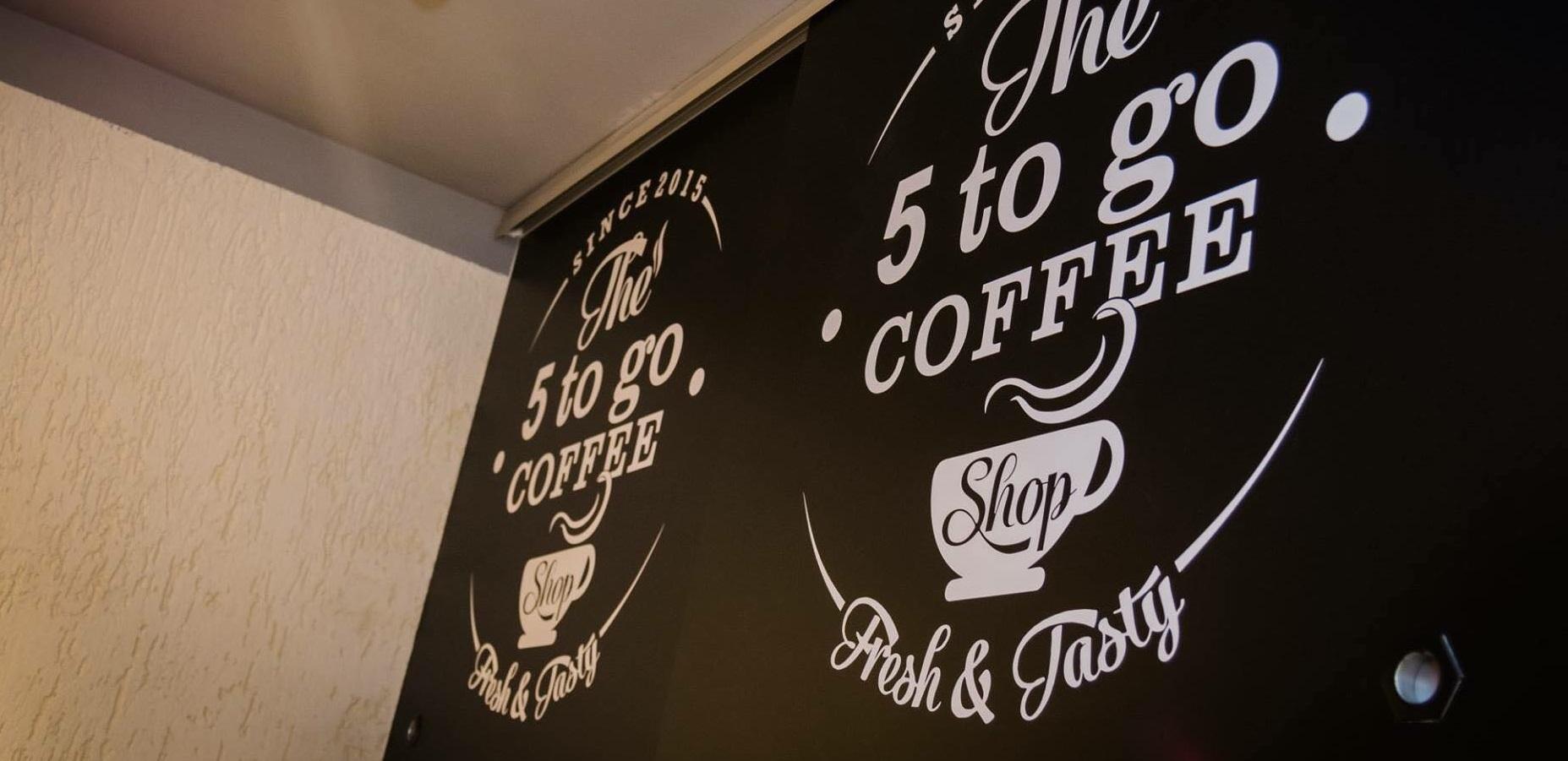 Lanţul de cafenele 5 to go şi-a dublat reţeaua la 100 de unităţi şi cifra de afaceri la 5,5 mil. euro în 2018