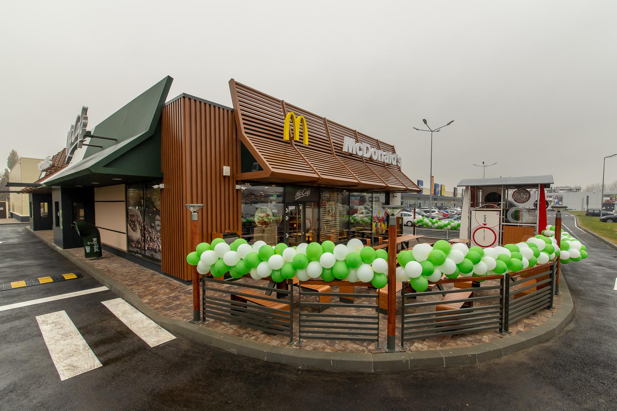 """Premier Capital, partenerul pentru dezvoltare al McDonald's, va deschide 13 noi restaurante în 2019 în regiune."""" Anul 2018 a fost poate cel mai bun an al McDonald's în România până acum"""""""