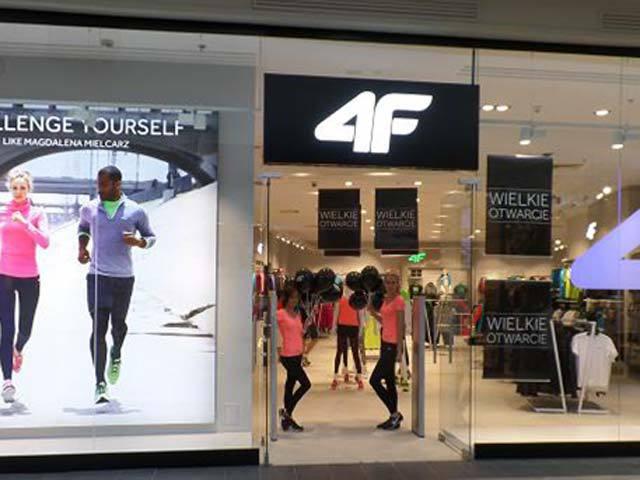 Polonezii vor să cucerească şi piaţa românească de echipamente sportive. Retailerul 4F: România este una dintre ţările în care categoria de produse sport este într-o creştere puternică
