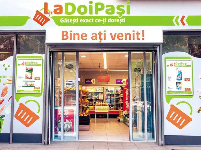 Metro vrea să dubleze franciza LaDoiPaşi şi să ajungă la 1.700 de magazine în patru ani